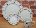 4 Pc Dinnerware Collections by Hartstone Pottery