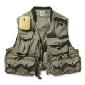 Filson Cover Cloth Fly Fishing Guide Vest, Dry Finish