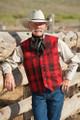 Schaefer Legacy Melton Wool-Garrison Vest