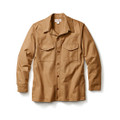 Filson Otter Dark Tan Tin Jac-Shirt - Alaska fit