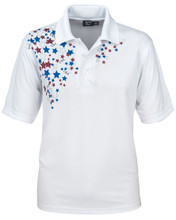 Men's Patriotic Polo