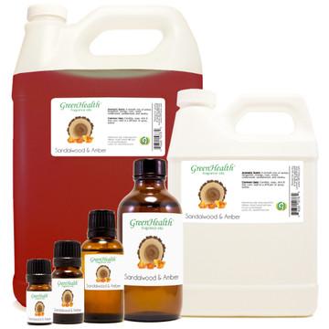 sandalwood fragrance oil various sizes