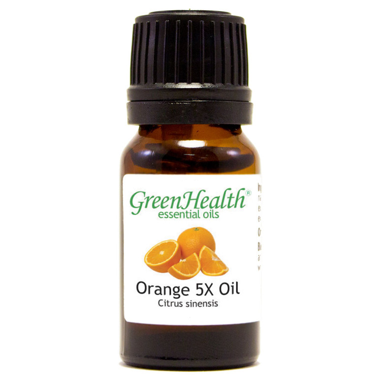 Orange 5X Essential Oil