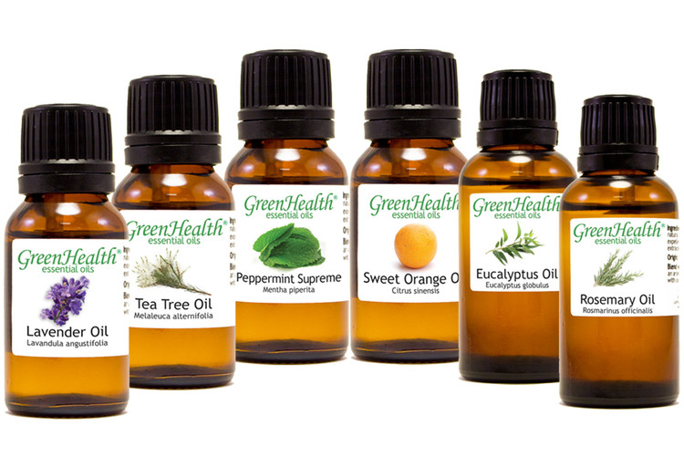 Wonderful Essential Oil Gift Set (6 15ml Essential Oils)