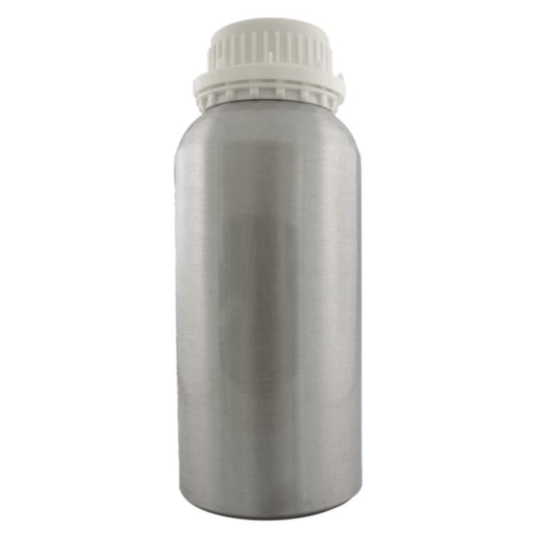 16 fl oz Aluminum Bottle with Plug and Cap