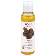 NOW Foods - Jojoba Oil, Pure, 4 oz