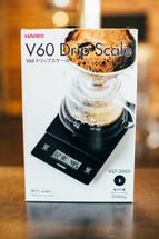 Hario Drip Scale w/Timer
