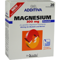 ADDITIVA Magnesium 300 mg Sticks Orange 20 Stk
