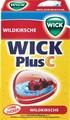 Wick Wildkirsche Bonbons ohne Zucker Clickbox