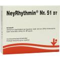 NeyRhythmin Nr. 51 7X (D7) Ampullen 5x2ml