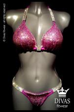 .Bikini Division  'Ombre' - pink