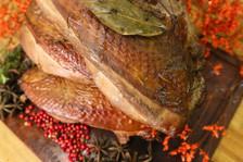 House-Smoked Turkey Breast
