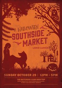 Halloween Southside Market - Sunday, October 29th
