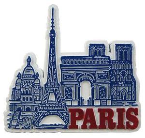 Paris, France, Europe souvenir magnet