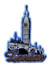 Big Ben, London, Europe souvenir magnet