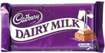 Cadbury Dairy Milk 120g (UK)