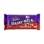 Cadbury Dairy Milk Fruit& Nut 140g
