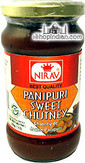 Nirav Pani Puri Sweet Chutney 11.5Oz