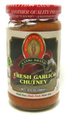 Laxmi Fresh Garlic Chutney 9Oz
