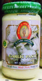Laxmi Brand Garlic Paste 9 FL.Oz
