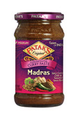 Pataks Madras Curry Paste 10Oz