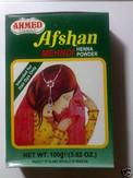Afshan Henna 100G