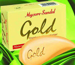 Mysore Sandal Gold Soap 125G