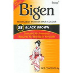 Bigen Hair Color Black Brown 6G