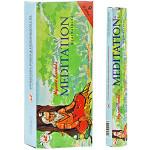 Mysore Meditation Incense Hex Box 6pk