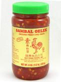 Sambal Oelek Chili Paste 226G