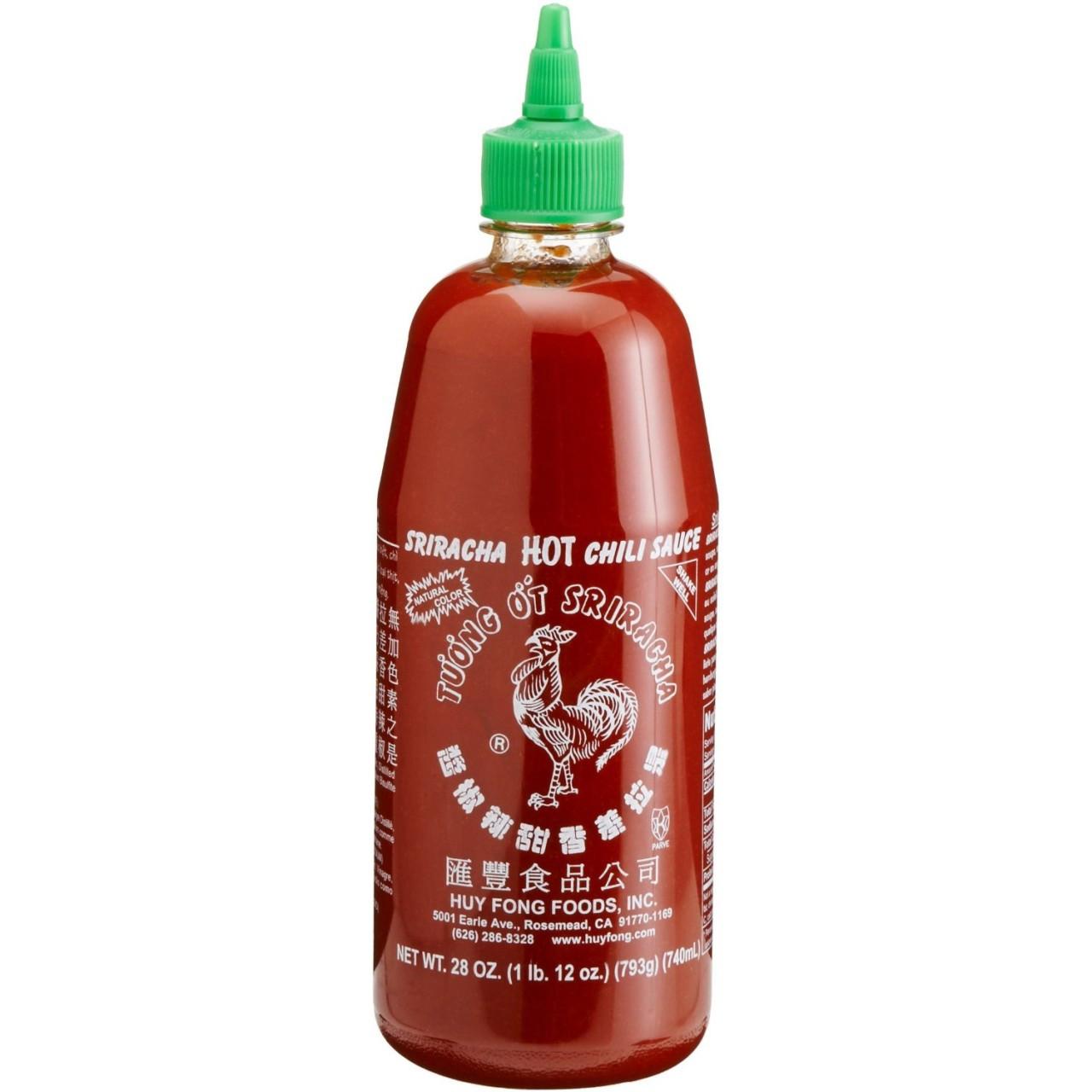 Sriracha Chilli Sauce 28Oz - RanisWorldFoods.com