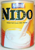 Nestle Nido Milk Powder 2500G