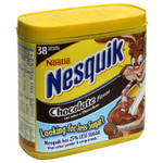 Nestle Nesquick Chocolate 14.1Oz