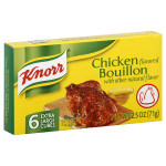Knorr Bouillon Chicken 2.5Oz