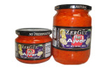 Zergut Ajvar Hot 12Oz