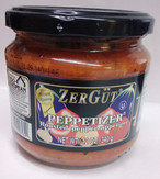 Zergut Peppetizer Roasted Pepper 12Oz