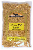 Rani Dhana Dal Brown 400Gm