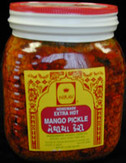 Nirav Extra Hot Mango Pickle 2Lb