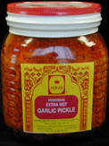 Nirav Extra Hot Garlic Pickle 2Lb