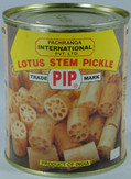 Pachranga Lotus Stem Pickle 800G