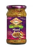 Pataks Mixed Relish Pickle 10Oz.
