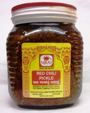 Nirav Red Chili Pickle 2Lb