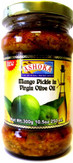 Ashoka Mango Pickle Olive Oil 10.5Oz