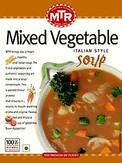 Mtr Mixed Vegetable Soup 250G