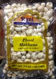Rani Phool Makhana (Fox Nut / Popped Lotus Seed) 100G