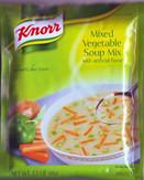 Knorr Mix Veg Soup 57g