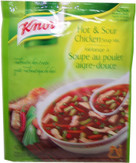 Knorr Hot & Sour Chicken Soup Mix 47g