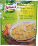 Knorr Sweet Corn & Chicken Soup 54G