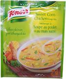 Knorr Sweet Corn & Chicken Soup 54G