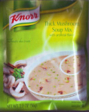 Knorr Thick Mushroom Soup